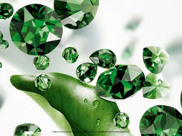Swarovski® Advanced Crystal